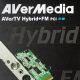 AVerTV Hybrid+FM PCI - ať je vše hybridní