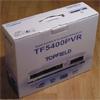 Topfield TF5400PVR zvládne pozemní i satelitní DVB